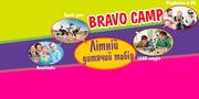 Детский лагерь Бровары BRAVO | летний лагерь для детей в броварах BRAV